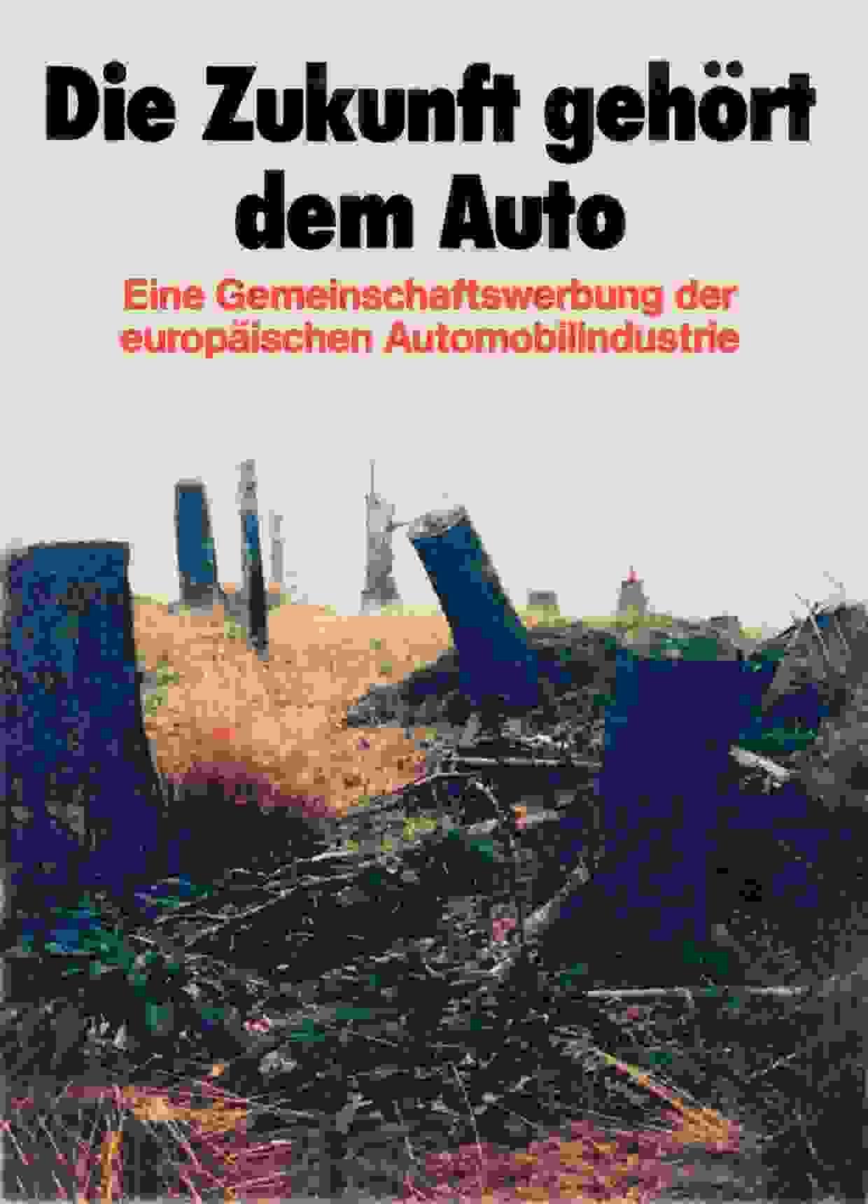 Die Zukunft gehört dem Auto